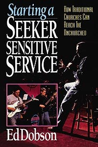 Seeker Sensitive Book