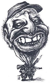 Arafat Cartoon