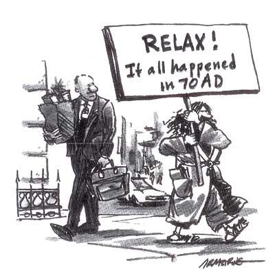 Preterism Cartoon