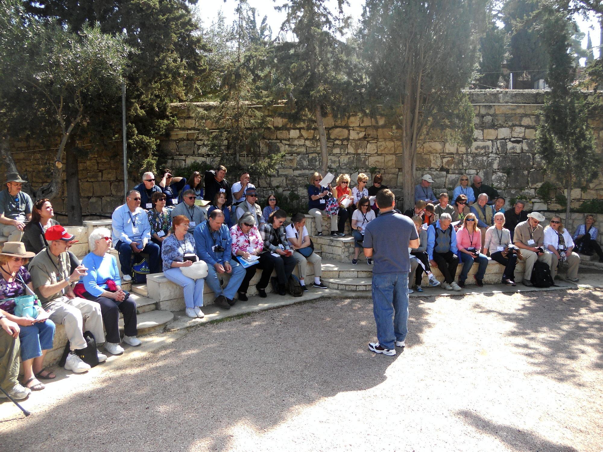 Garden Preaching