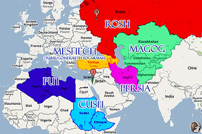 Gog-Magog Countries