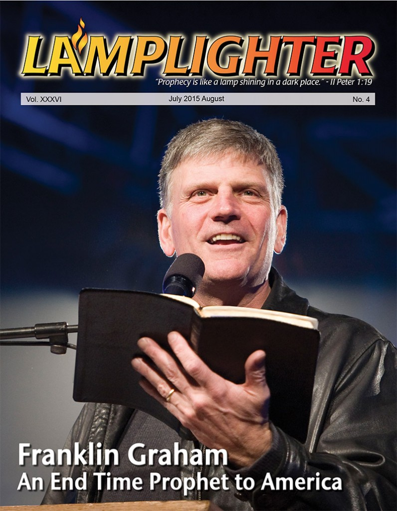 Lamplighter Jul/Aug 15 - Franklin Graham