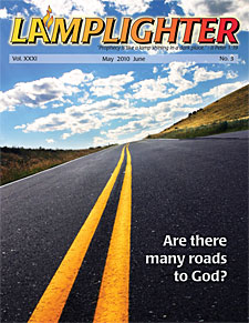 Are there many roads to God?