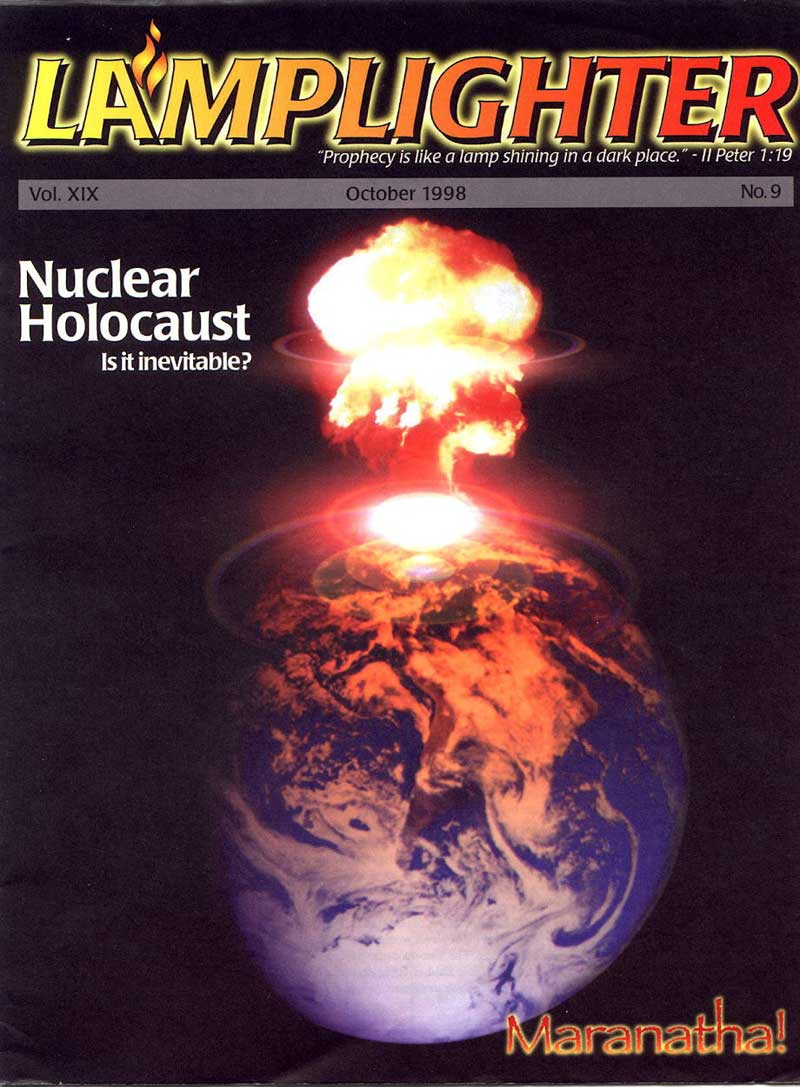 Nuclear Weapons in the End Times