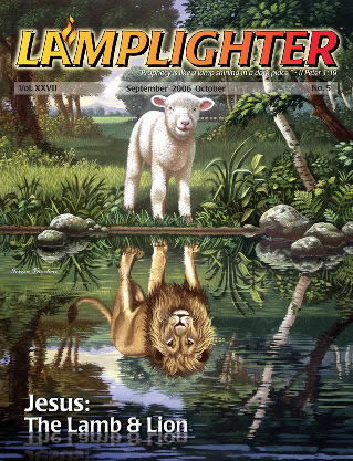 Jesus: The Lamb & Lion