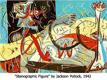 Stenographic Figure