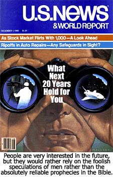 U.S. News Cover