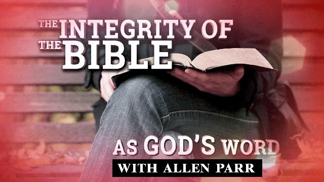 Defending the Bible with Allen Parr