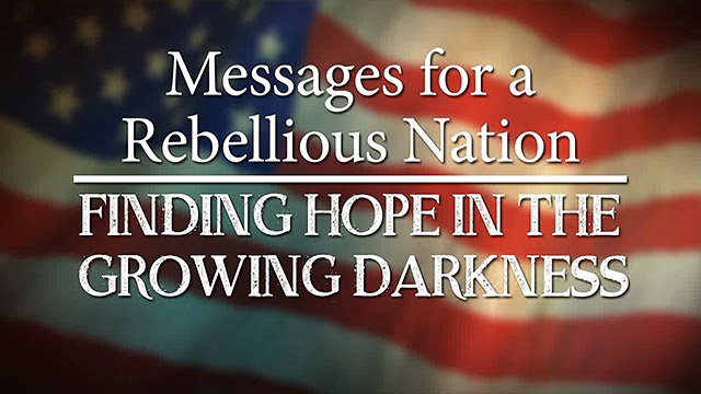 Finding Hope in the Growing Darkness