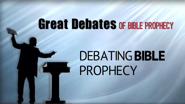 Tim Moore and Nathan Jones on Prophecy Debates