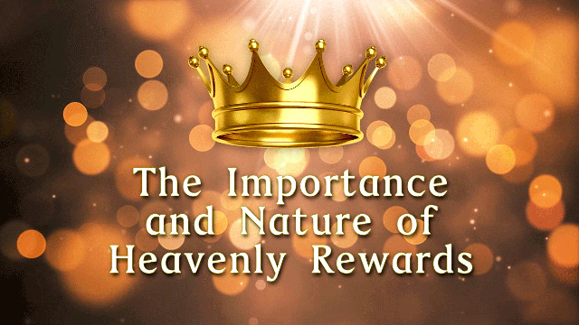 Robert Jeffress on Heavenly Rewards