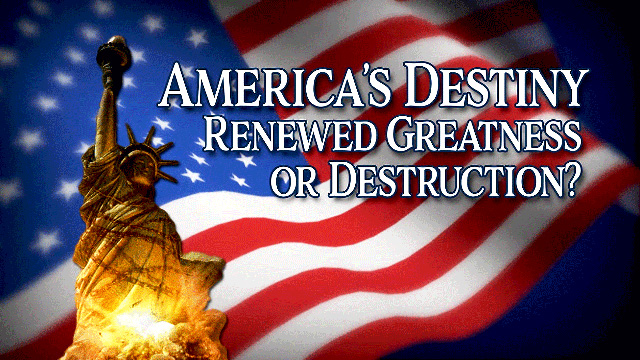 David Reagan on America's Destiny, Part 2