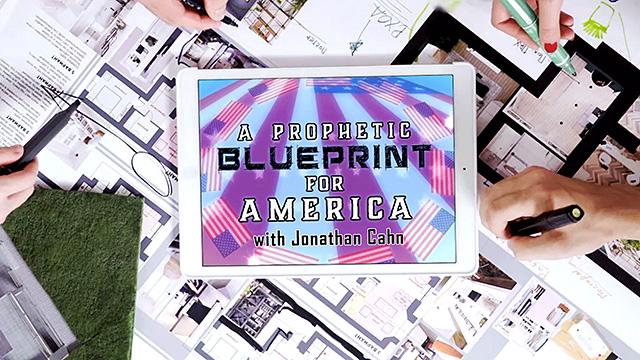 Jonathan Cahn on the Biblical Blueprint for America