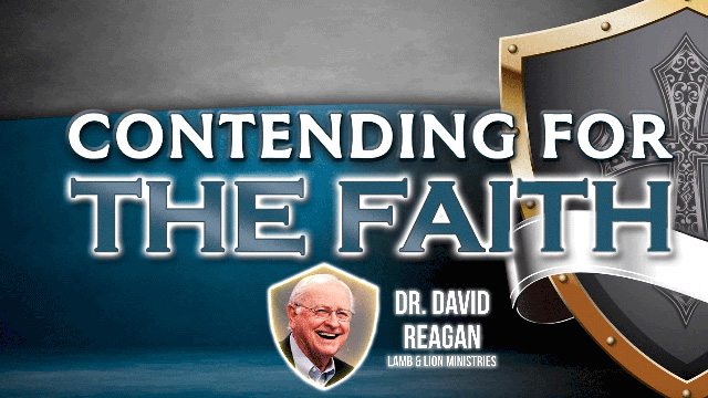 David Reagan on the Divinity of Jesus