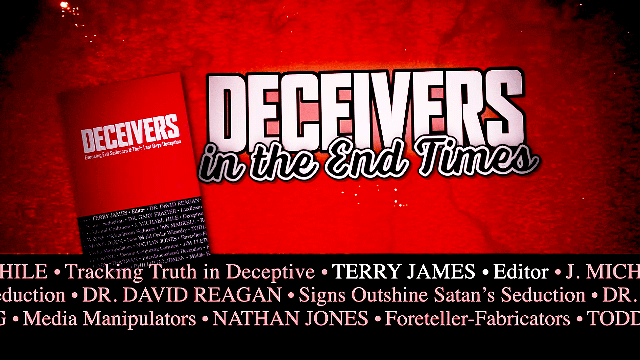 Terry James on Deceivers
