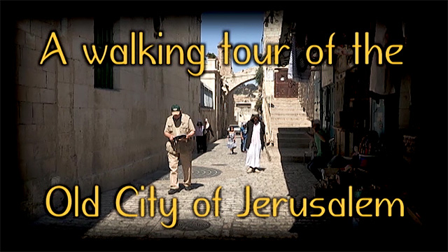 Walk Through the Old City