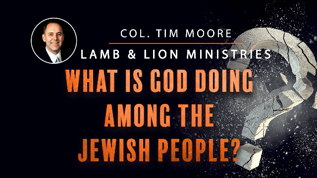 Israel in Prophecy with Tim Moore