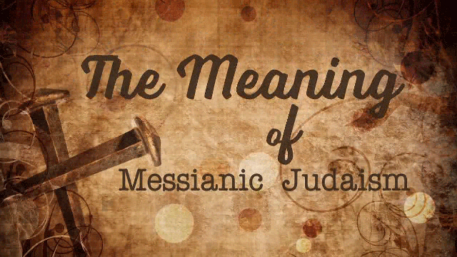 Steve Jaslow on the Meaning of Messianic Judaism