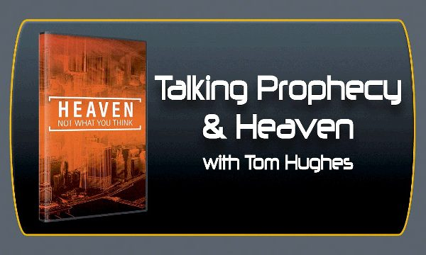 Talking Prophecy with Tom Hughes