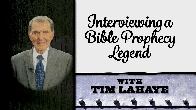 Last Interview with Tim LaHaye