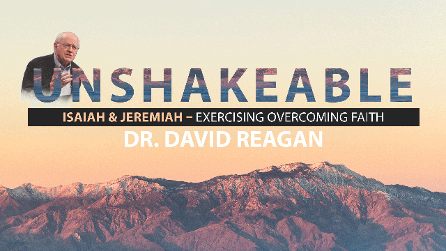 Exercising Overcoming Faith with Isaiah and Jeremiah