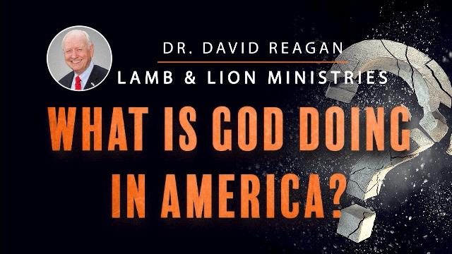 America's Future with David Reagan