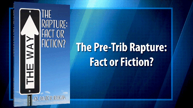 David Reagan's Newest Book on the Rapture