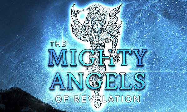 The Mighty Angels of Revelation with Nathan Jones