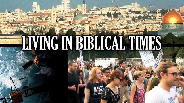 Living in Biblical Times